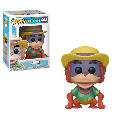 Disney Pop! Vinyl Figure Louie [TaleSpin] [444] - Fugitive Toys