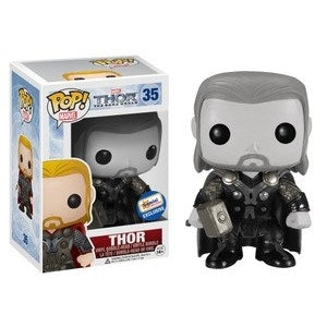 Thor The Dark World Pop! Vinyl Figure Thor (Black and White) [35]