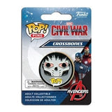Captain America: Civil War Pop! Pins Crossbones - Fugitive Toys