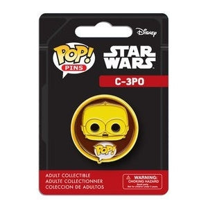 Star Wars Pop! Pins C-3PO