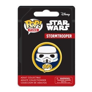 Star Wars Pop! Pins Stormtrooper