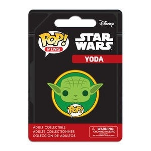 Star Wars Pop! Pins Yoda