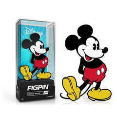 Disney: FiGPiN Enamel Pin Mickey Mouse [261] - Fugitive Toys