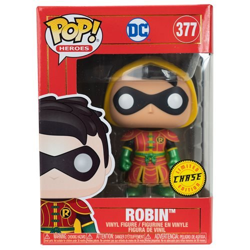 DC Heroes Imperial Palace Pop! Vinyl Figure Robin (Chase) [377]