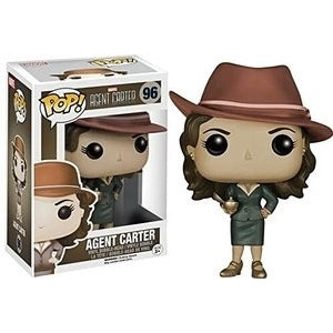 Marvel Pop! Vinyl Figures Sepia Tone Agent Carter [96]