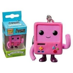 Adventure Time Pocket Pop! Keychain Blushing BMO [Exclusive] - Fugitive Toys