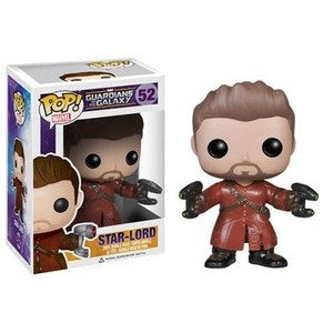 Guardians of the Galaxy Pop! Vinyl Figures Unmasked Star-Lord [52]