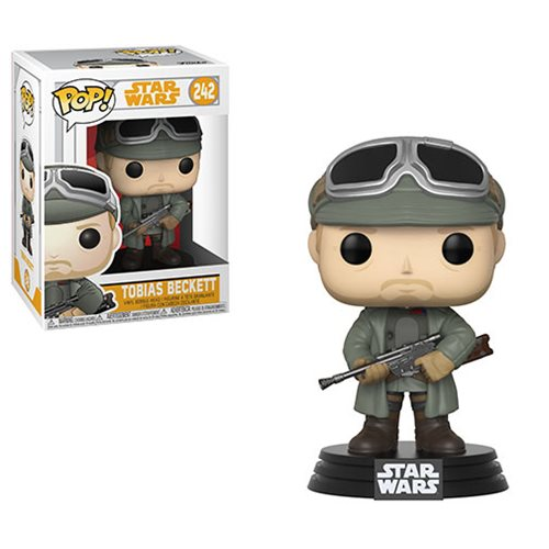 Star Wars Pop! Vinyl Bobblehead Tobias Beckett [Solo] [242]