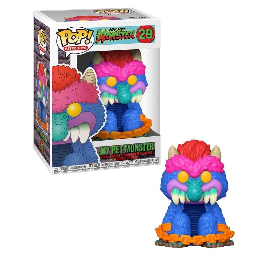 Retro Toys Pop! Vinyl Figure My Pet Monster [29]