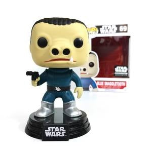 Star Wars Pop! Vinyl Figures Blue Snaggletooth [69]