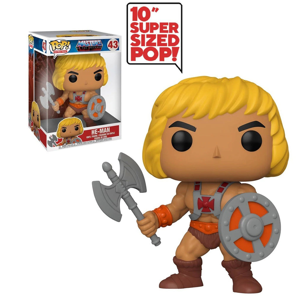 Masters Of The Universe Pop! Vinyl Figure He-Man [10-inch] [43]