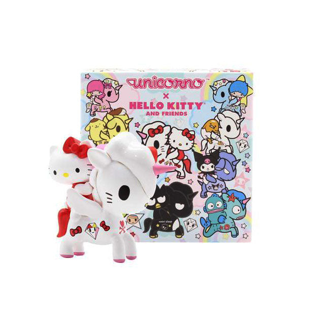 Tokidoki Unicorno X Hello Kitty and Friends (1 Blind Box)