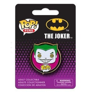 DC Universe Pop! Pins The Joker