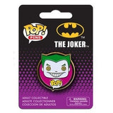 DC Universe Pop! Pins The Joker - Fugitive Toys