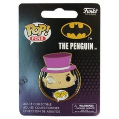 DC Universe Pop! Pins The Penguin - Fugitive Toys