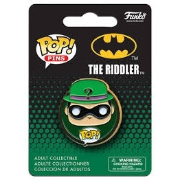 DC Universe Pop! Pins The Riddler