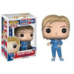 Campaign 2016: Road To The White House Pop! Vinyl Figure Hilary Clinton [01]