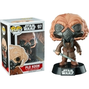 Star Wars Pop! Vinyl Figures Plo Koon [97]