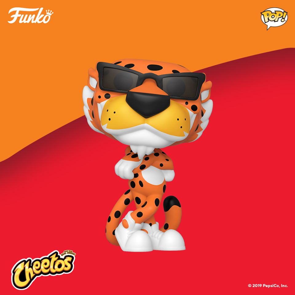 Cheetos Pop! Vinyl Figure Chester Cheetah [77]