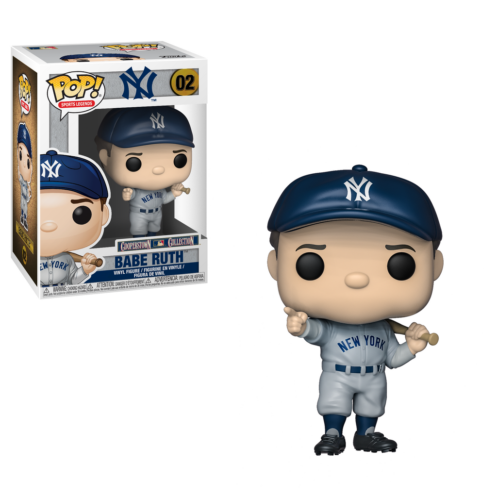 Sports Legend Pop! Vinyl Figure Babe Ruth [02]