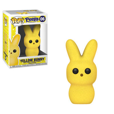 Peeps Pop! Vinyl Figure Yellow Bunny [06]
