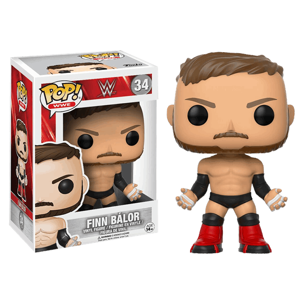WWE Pop! Vinyl Figure Finn Balor