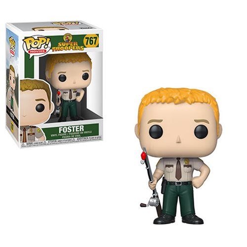 Super Troopers Pop! Vinyl Figure Foster [767]