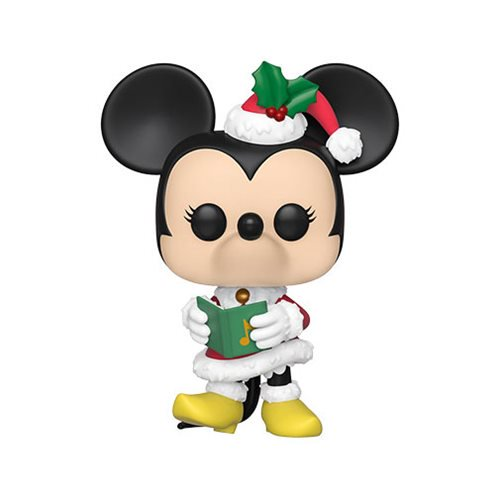 Disney Pop! Vinyl Figure Holiday Minnie Mouse [613]