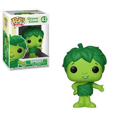 Ad Icons Pop! Vinyl Figure Sprout [Green Giant] [43] - Fugitive Toys