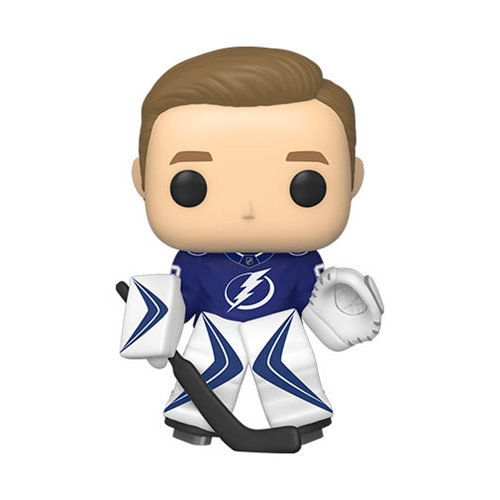 NHL Pop! Vinyl Figure Andrei Vasilevskiy (Home Jersey) [Tampa Bay Lightning]
