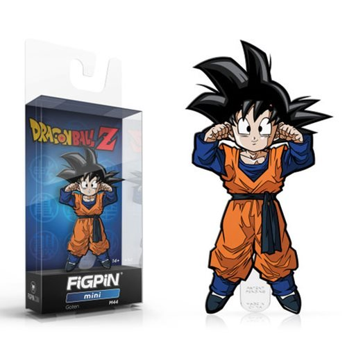 Dragon Ball Z: FiGPiN Mini Enamel Pin Goten [M44] - Fugitive Toys