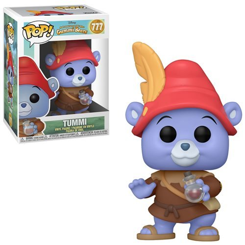 Disney Adventures of the Gummi Bears Pop! Vinyl Figure Tummi [777]