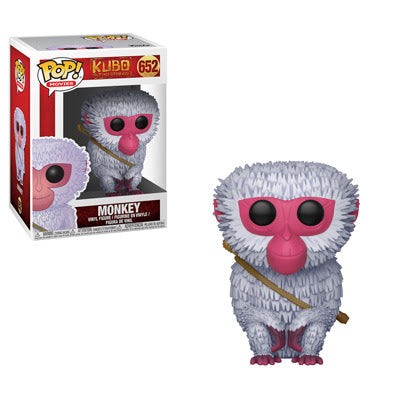 Kubo Pop! Vinyl Figure Monkey [652]