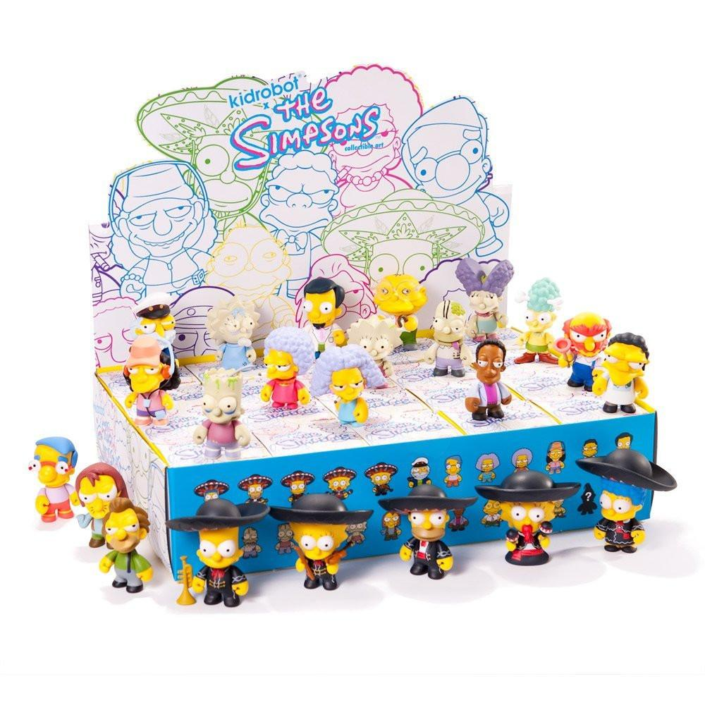 Kidrobot The Simpsons Series 2 (Case of 20)