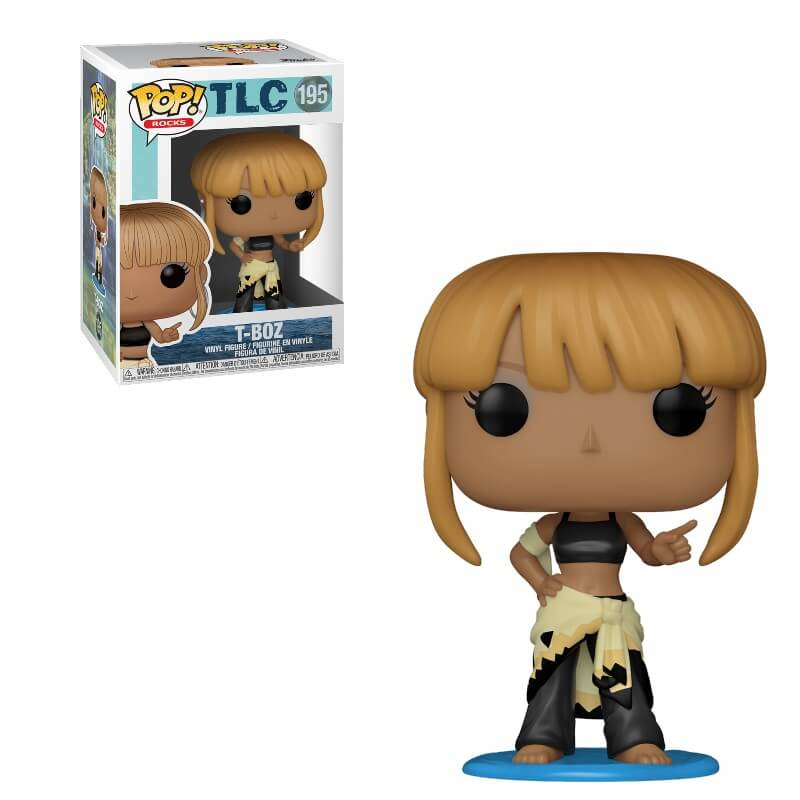 Rocks Pop! Vinyl Figure T-Boz [TLC] [195]