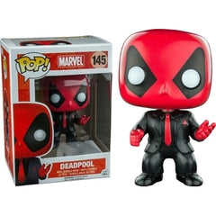 Marvel Pop! Vinyl Figures Dressed to Kill Deadpool [145]