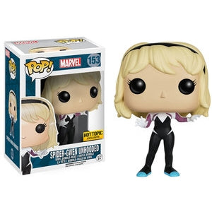 Marvel Pop! Vinyl Figures Spider-Gwen Unhooded [153] - Fugitive Toys