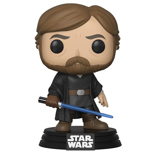 Star Wars Pop! Vinyl Bobblehead Luke Skywalker Final Battle [The Last Jedi] [266]