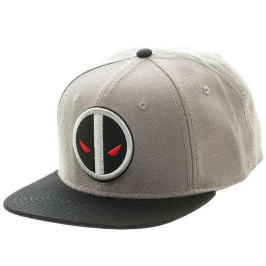 Bioworld Marvel Deadpool X-Force Snapback Cap