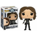 Marvel Agents of S.H.I.E.L.D. Pop! Vinyl Figure Agent Daisy Johnson [166] - Fugitive Toys
