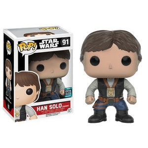 Star Wars Pop! Vinyl Figures Ceremony Han Solo [91]