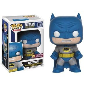 The Dark Knight Returns Pop! Vinyl Figure Blue Batman [PX Exclusive] [111]