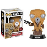 Star Wars Pop! Vinyl Figures Zuckuss [122] - Fugitive Toys