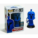 Star Wars Pop! Vinyl Figures Blue Senate Guard [98] - Fugitive Toys