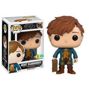 Fantastic Beasts and Where to Find Them Pop! Vinyl Figures Suitcase Newt Scamander [SDCC 2016] [1]