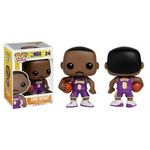 NBA Pop! Vinyl Figures Purple Jersey #8 Kobe Bryant [24]