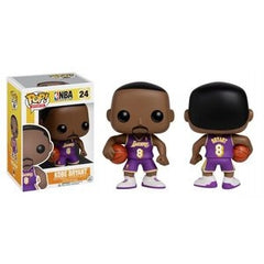 NBA Pop! Vinyl Figures Purple Jersey #8 Kobe Bryant [24] - Fugitive Toys