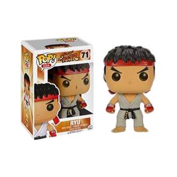 Asia Pop! Vinyl Figure Ryu [Street Fighter]