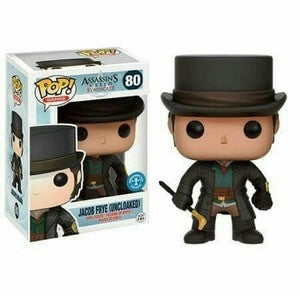 Assassin's Creed: Syndicate Pop! Vinyl Figures Uncloaked Jacob Frye [80]