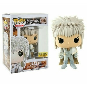 Labyrinth Pop! Vinyl Figures White Outfit Jareth [365]